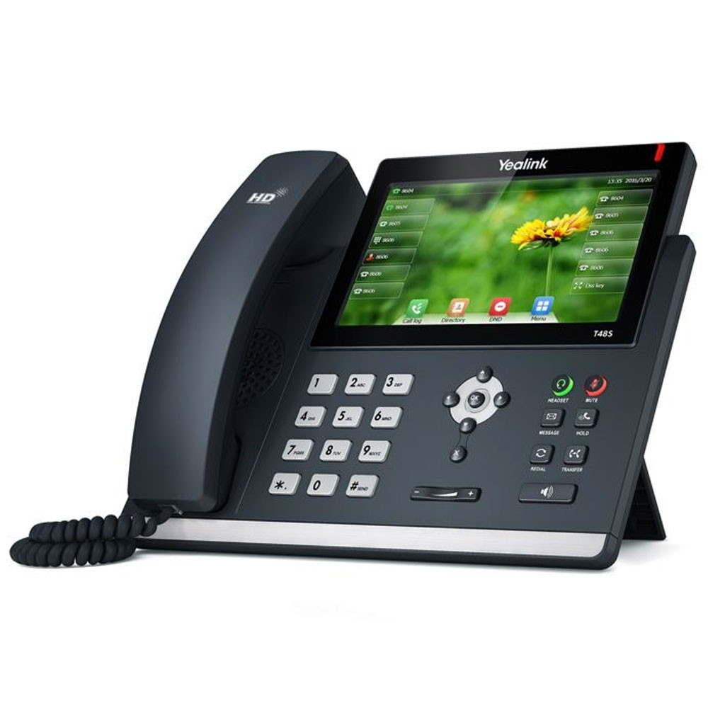Telefon VoIP Yealink SIP-T48S Video phone