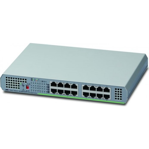 NET SWITCH 16PORT 1000T/AT-GS910/16-50