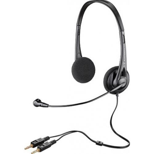 Casca Call Center Plantronics Audio 322
