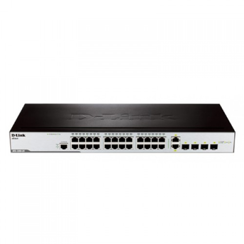 Switch cu management D-Link DES-3200-28 Layer 2
