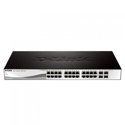Switch cu management D-Link DGS-1210-28 Gigabit Smart