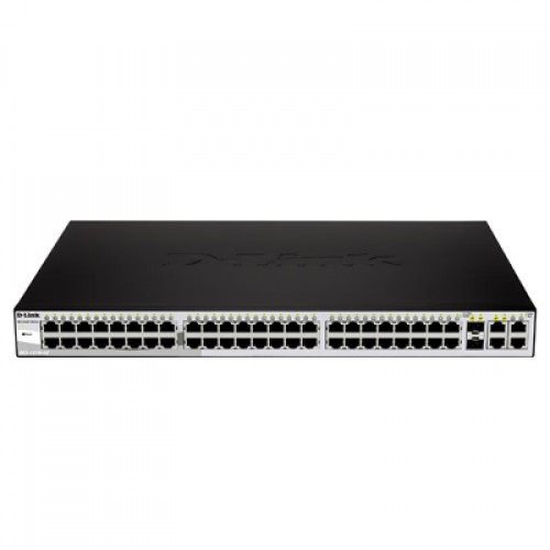 Switch cu management D-Link DGS-1210-52 Gigabit Smart