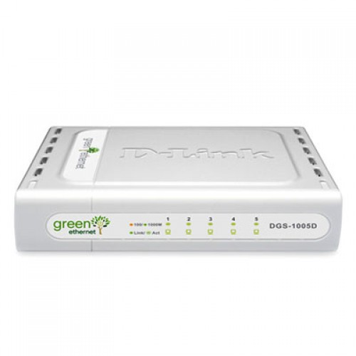 Switch fara management D-Link DGS-1005D Gigabit