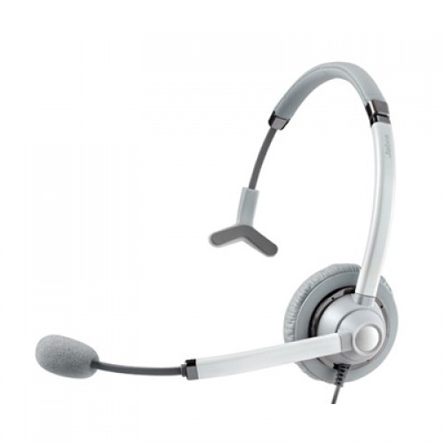 Casca pentru Call Center Jabra UC VOICE 750 Mono - white