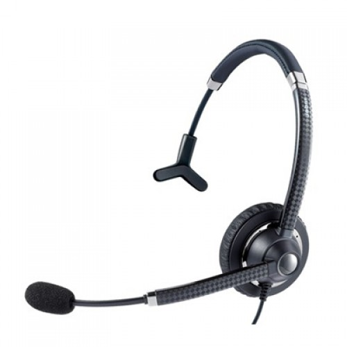 Casca pentru Call Center Jabra UC VOICE 750 MS Mono - dark grey