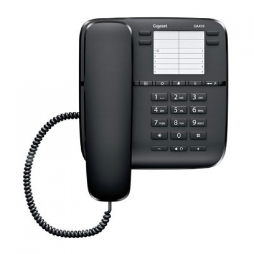 Telefon fix Gigaset DA410 Anthracite