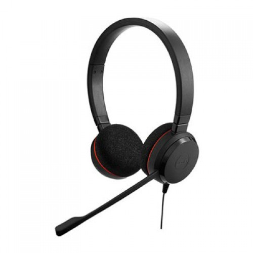 Casca pentru Call Center Jabra Evolve 20 MS Stereo