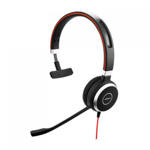 Casca pentru Call Center Jabra Evolve 40 MS Mono