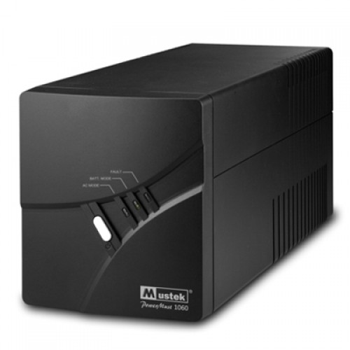 UPS cu management Mustek PowerMust 1060, 1000VA / 600W