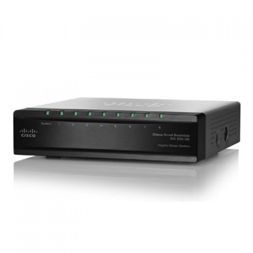 Switch cu management Cisco SLM2008T-EU 8-port Gigabit
