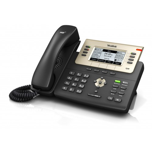 Telefon DECT Yealink SIP-T27G  Executive IP Phone