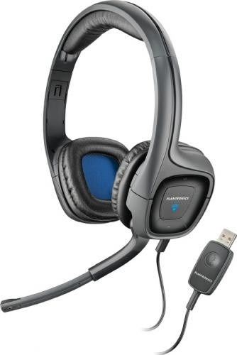 Casca Call Center Plantronics Audio 655