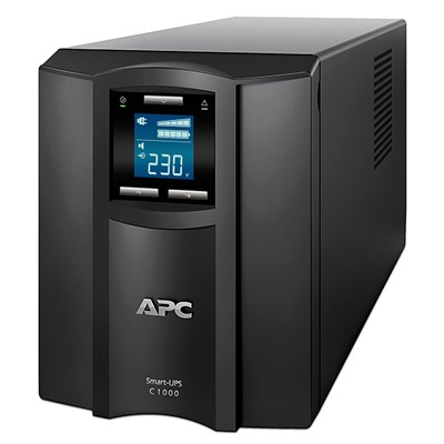 UPS cu management APC SMC1000I Smart-UPS C 1000VA LCD 230V