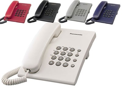 Telefon fix Panasonic KX-TS500