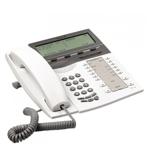 Telefon digital Ericsson Dialog 4224 Operator Terminal V2, Light Grey