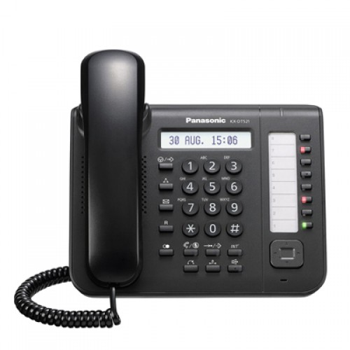 Telefon digital Panasonic KX-DT521