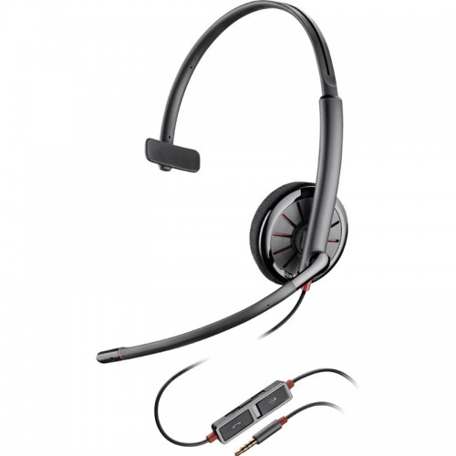 Casti Call Center Plantronics BLACKWIRE 215, 3.5mm Jack