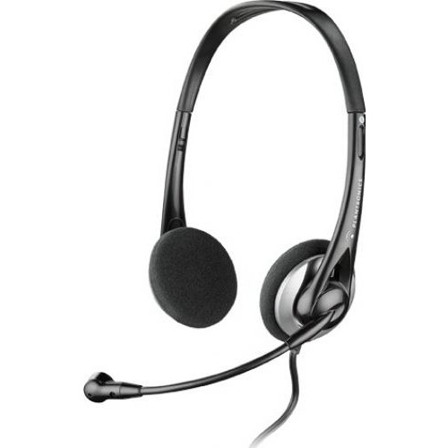 Casca Call Center Plantronics Audio 326