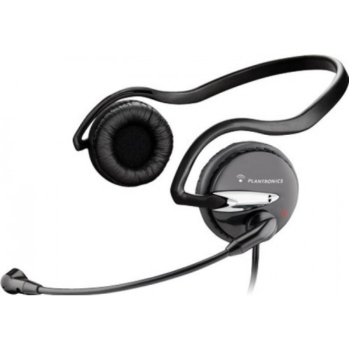 Casca Call Center Plantronics Audio 345