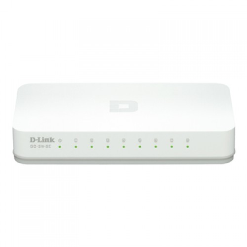 Switch fara management D-Link GO-SW-8E 8-Port 10/100M Desktop