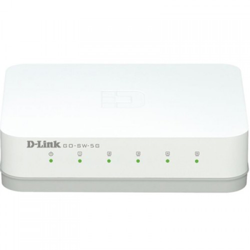 Switch fara management D-Link GO-SW-5G 5-port 10/100/1000 Gigabit Desktop