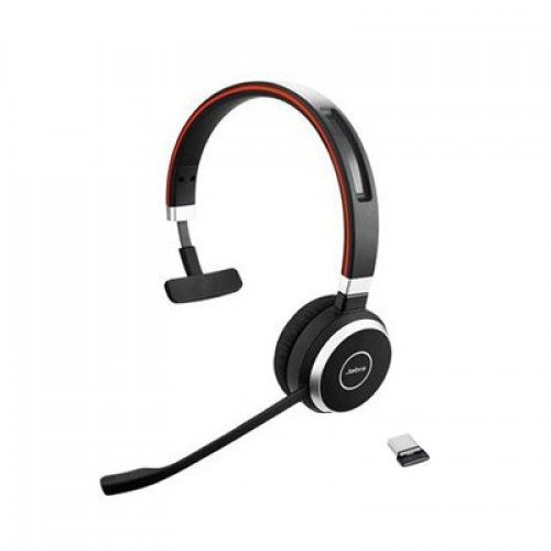 Casca pentru Call Center Jabra Evolve 65 UC Mono, Bluetooth