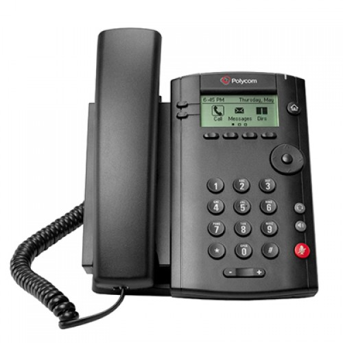 Telefon VoIP Polycom VVX 101 Business Media Phone