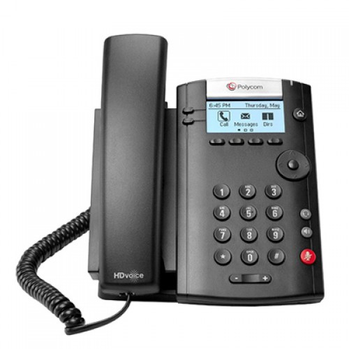 Telefon VoIP Polycom VVX 201 Business Media Phone