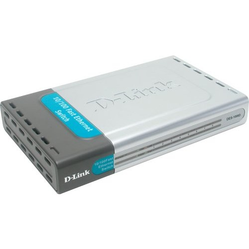 Switch fara management D-Link DES-1008D