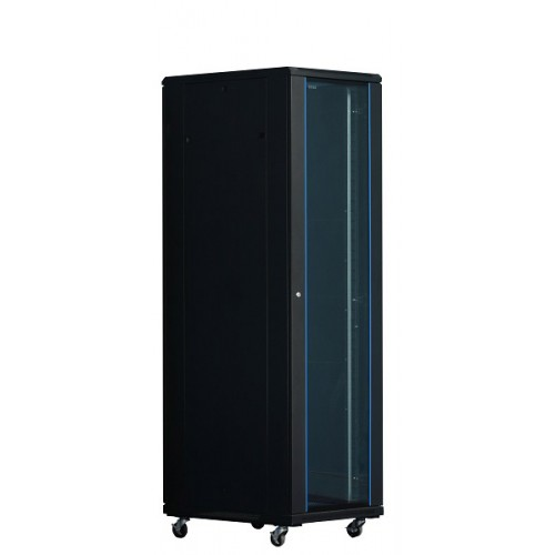 Rack Xcab Stand alone cabinet 19 inch 18U 600x600 mm